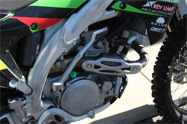 2018 Kawasaki KX 450F at Aces Motorcycles - Fort Collins