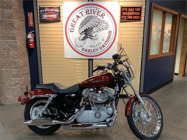 2009 Harley-Davidson Sportster 883 Custom at Great River Harley-Davidson