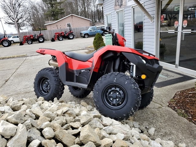 2020 Suzuki KingQuad 500 AXi at Thornton's Motorcycle - Versailles, IN