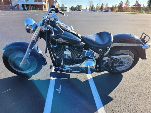 2004 Harley-Davidson Softail Fat Boy at Richmond Harley-Davidson