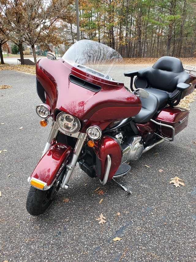 2016 Harley-Davidson Electra Glide Ultra Limited Low at Hampton Roads Harley-Davidson