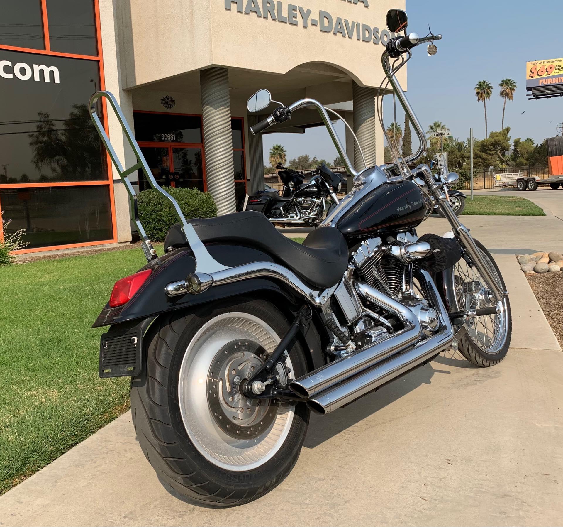 2002 Harley-Davidson FXSTDI at Visalia Harley-Davidson