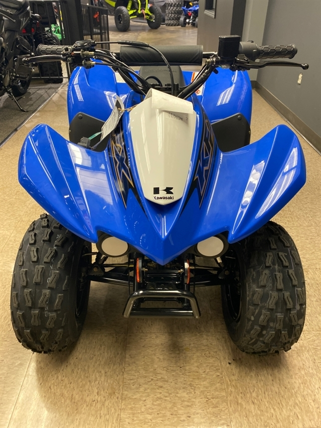 2021 Kawasaki KFX 90 at Sloans Motorcycle ATV, Murfreesboro, TN, 37129