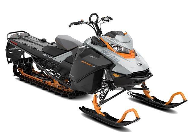 2022 Ski-Doo Summit Summit SP 154 850 E-TEC PowderMax Light FlexEdge 25 SHOT at Power World Sports, Granby, CO 80446