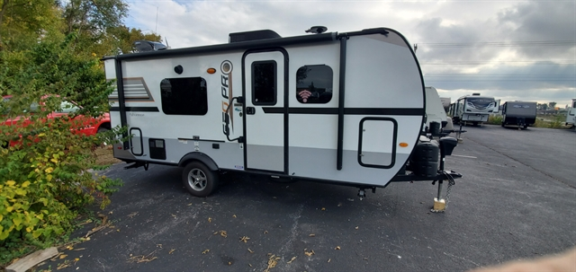 2019 Forest River Rockwood Geo Pro G19FD at Youngblood Powersports RV Sales and Service