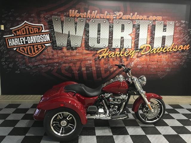 2020 Harley-Davidson Trike Freewheeler at Worth Harley-Davidson