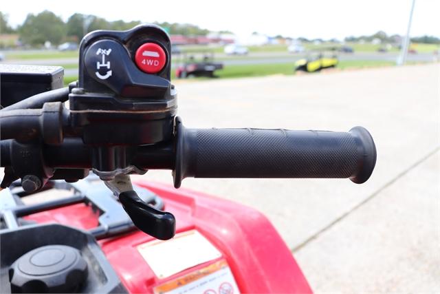 2017 Honda FourTrax Foreman Rubicon 4x4 EPS at Friendly Powersports Baton Rouge