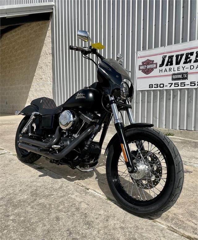 2016 Harley-Davidson Dyna Street Bob at Javelina Harley-Davidson