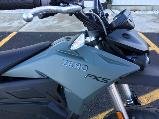 2019 ZERO FXS ZF72 at Randy's Cycle, Marengo, IL 60152