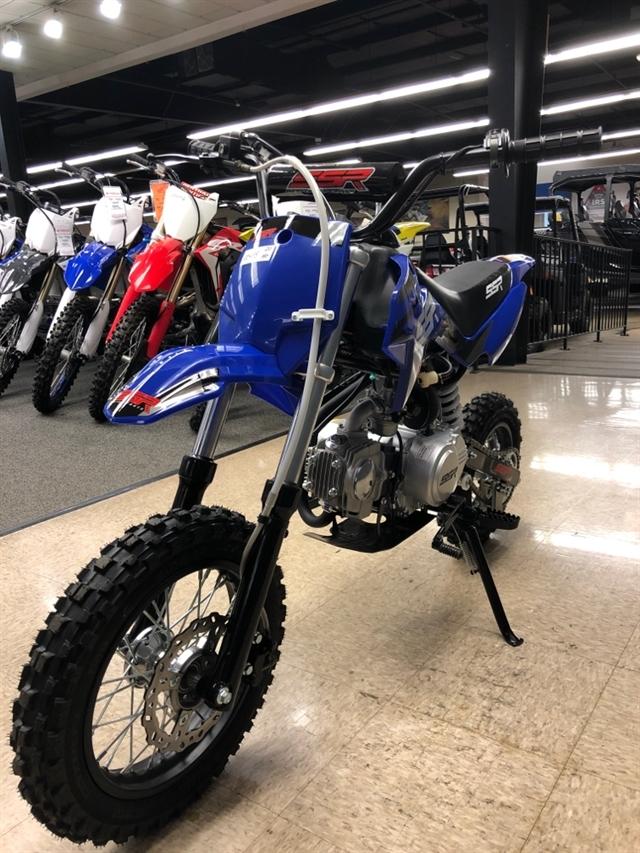 2020 SSR Motorsports SRN110SEMI SRN110SEMI at Sloans Motorcycle ATV, Murfreesboro, TN, 37129