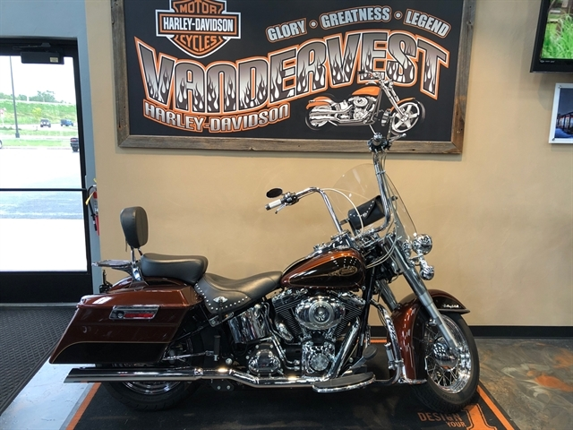2009 Harley-Davidson Softail Heritage Softail Classic
