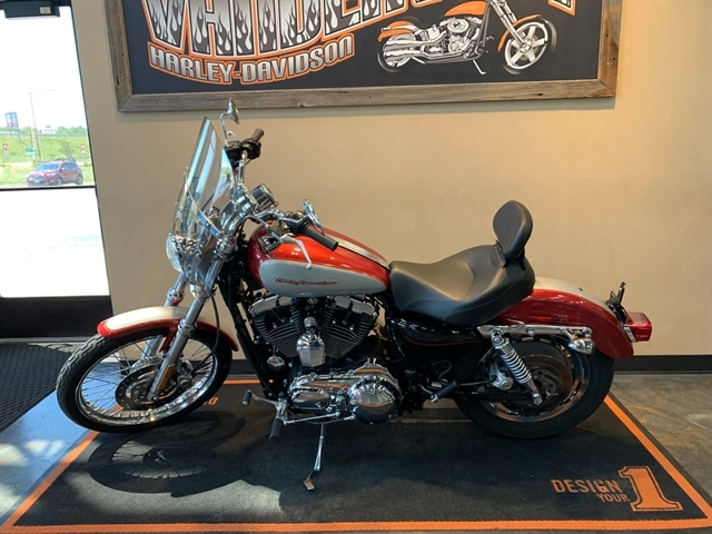 2004 Harley-Davidson Sportster 1200 Custom at Vandervest Harley-Davidson, Green Bay, WI 54303