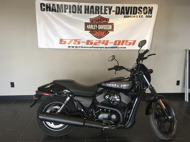 2017 Harley-Davidson Street 750 at Champion Harley-Davidson