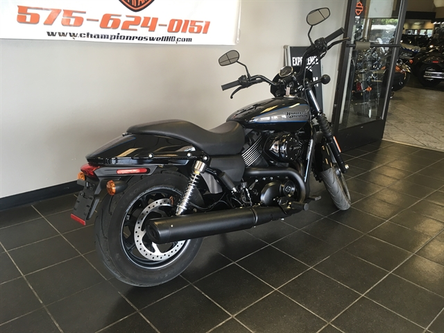 2017 HARLEY XG750 at Champion Harley-Davidson