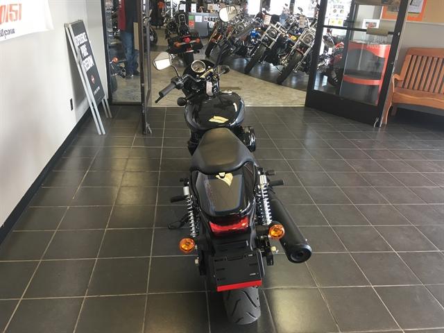 2017 Harley-Davidson Street® 750 at Champion Harley-Davidson