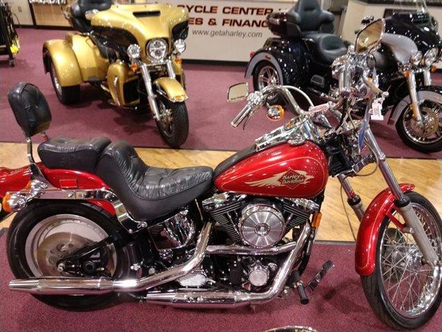1998 Harley-Davidson FXSTC - Softail Custom at #1 Cycle Center Harley-Davidson