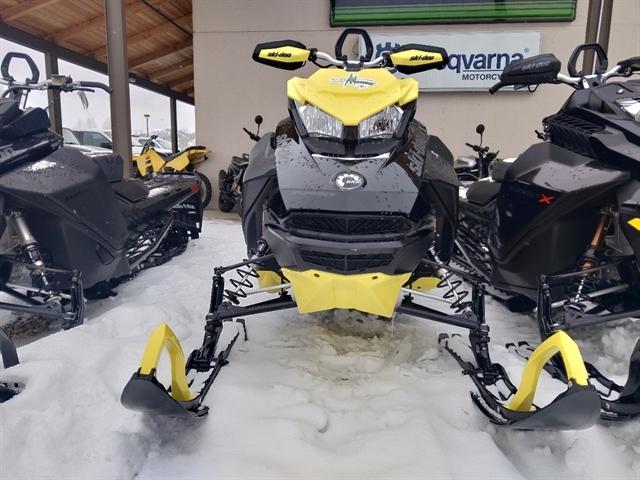 2021 Ski-Doo Summit SP Summit SP 165 850 E-TEC MS PowderMax Light FlexEdge 25 at Power World Sports, Granby, CO 80446