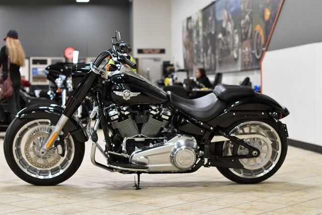 2019 Harley-Davidson Softail Fat Boy 114 at Destination Harley-Davidson®, Tacoma, WA 98424
