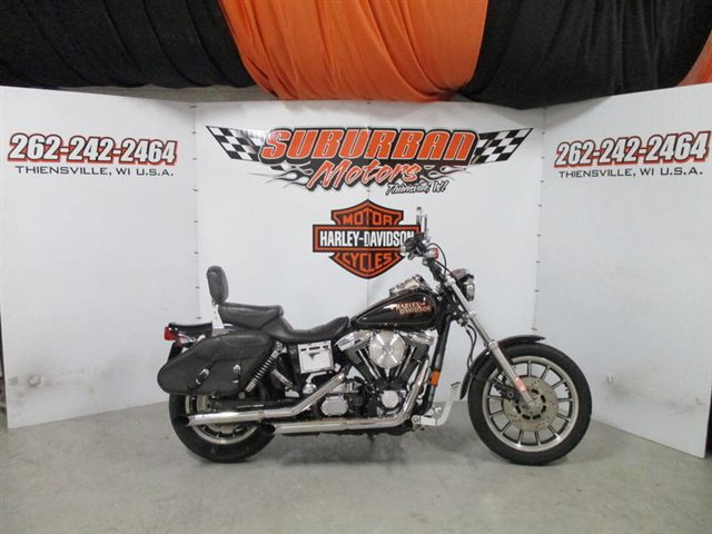 1996 HD FXDL DYNA LOW RID at Suburban Motors Harley-Davidson