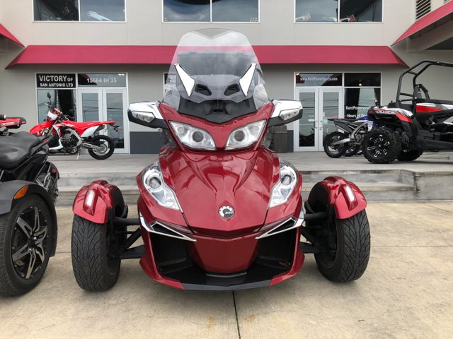 2016 Can-Am™ Spyder RT Limited at Kent Powersports, North Selma, TX 78154