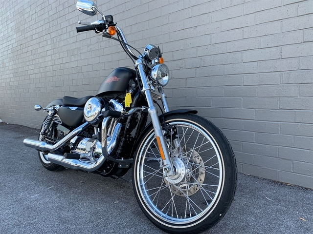 2012 Harley-Davidson Sportster Seventy-Two at cannonball harley-davidson