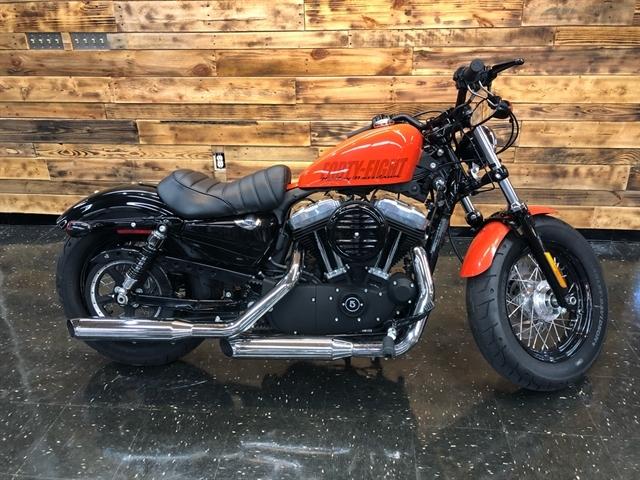 2012 Harley-Davidson Sportster Forty-Eight at Holeshot Harley-Davidson