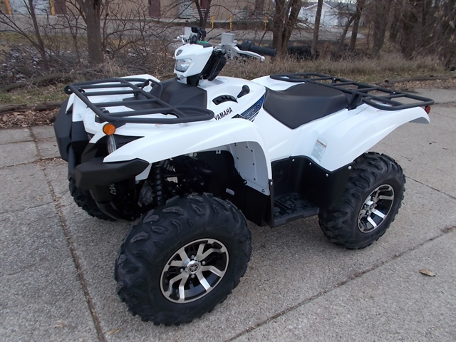 2019 Yamaha Grizzly EPS at Nishna Valley Cycle, Atlantic, IA 50022