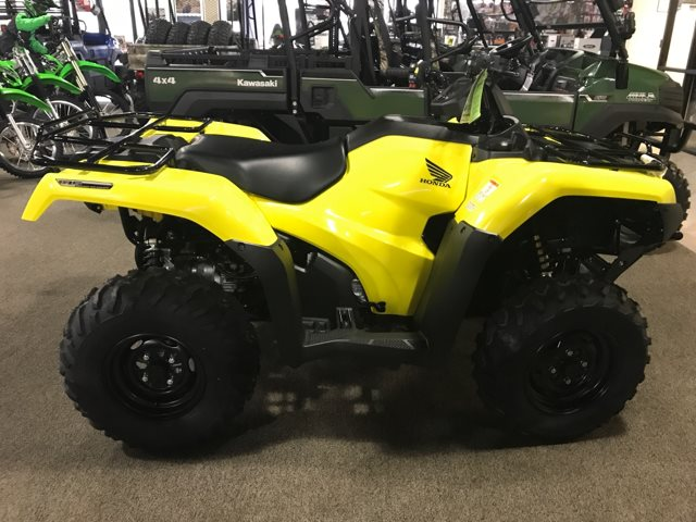 2018 Honda FourTrax Rancher 4X4 Automatic DCT IRS EPS at Dale's Fun Center, Victoria, TX 77904