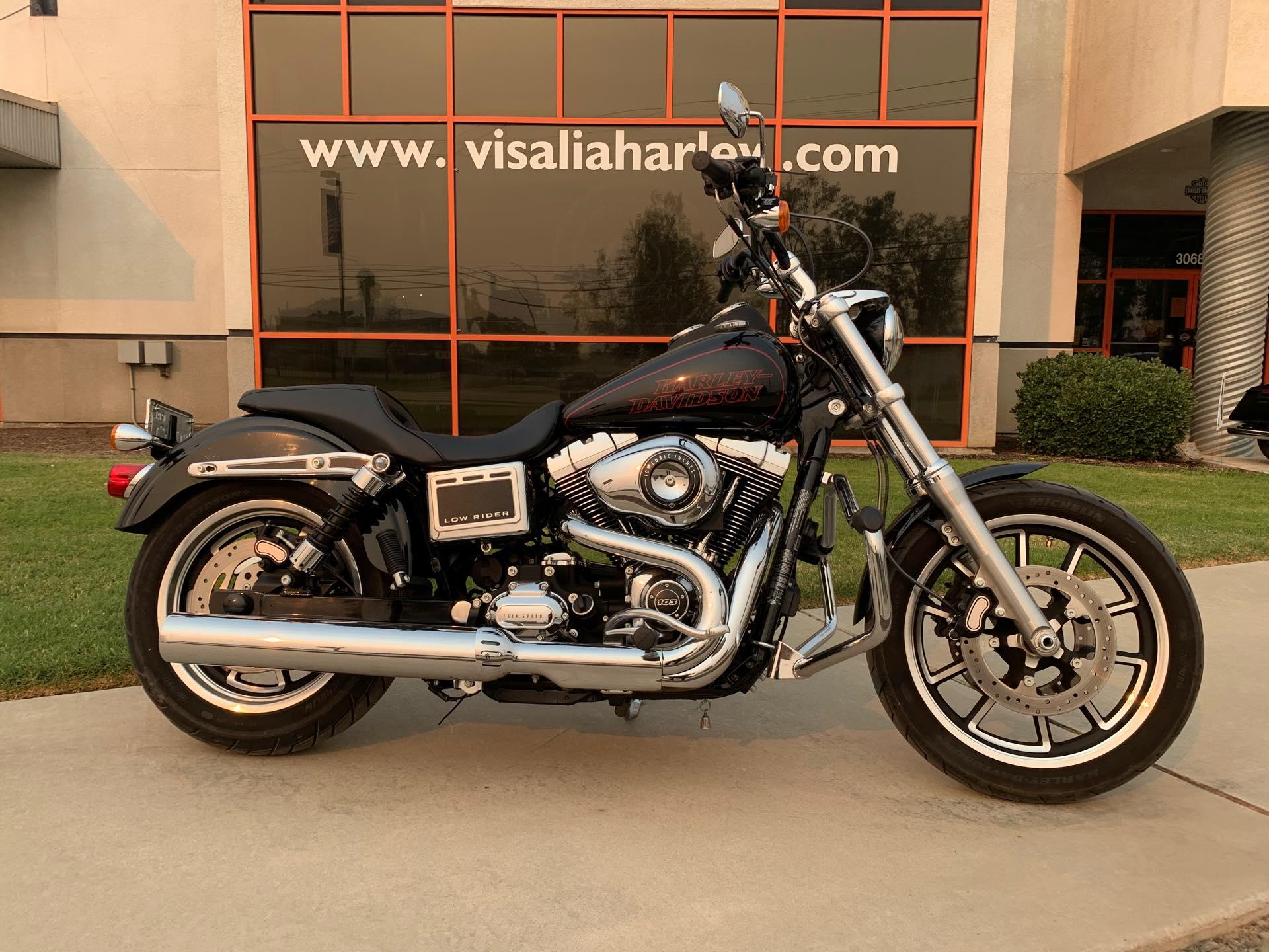 2014 Harley-Davidson Dyna Low Rider at Visalia Harley-Davidson