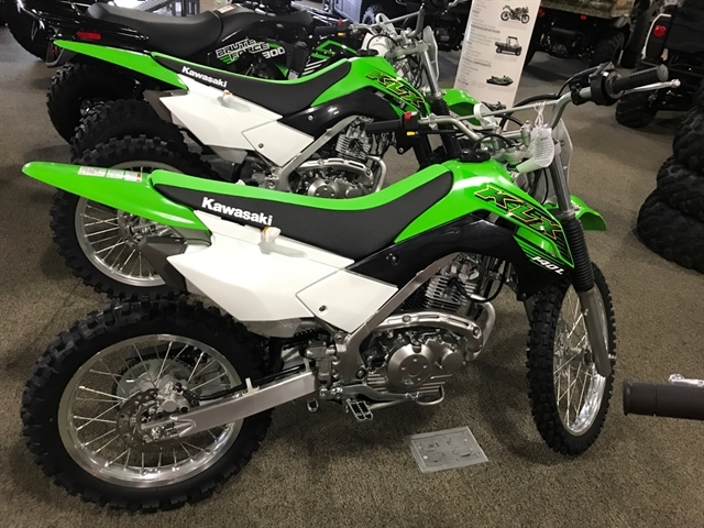 2020 Kawasaki KLX® 140L at Dale's Fun Center, Victoria, TX 77904