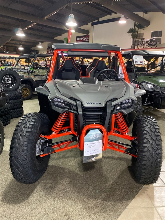 2020 Honda Talon 1000X-4 FOX Live Valve at Dale's Fun Center, Victoria, TX 77904