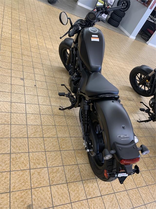 2021 Honda Rebel 500 ABS at Southern Illinois Motorsports