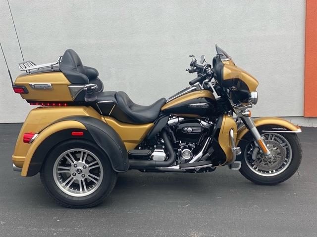 2017 Harley-Davidson Trike Tri Glide Ultra at Thunder Harley-Davidson