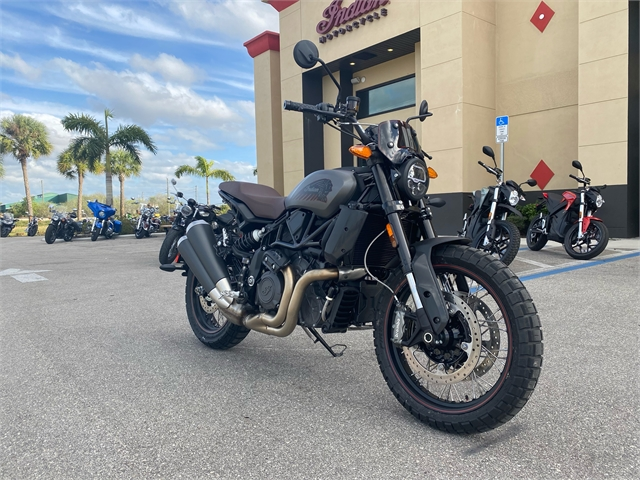 2020 Indian FTR 1200 Rally at Fort Myers