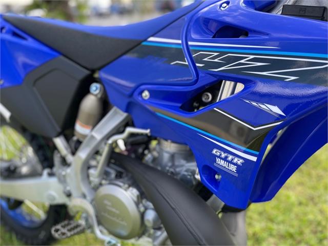 2021 Yamaha YZ 250F at Powersports St. Augustine