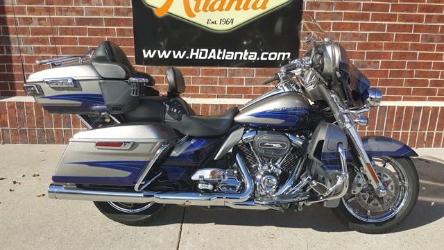 2017 Harley-Davidson Electra Glide CVO Limited at Harley-Davidson® of Atlanta, Lithia Springs, GA 30122