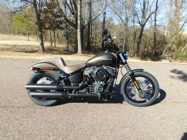 2020 Harley-Davidson Softail Street Bob at Bumpus H-D of Collierville