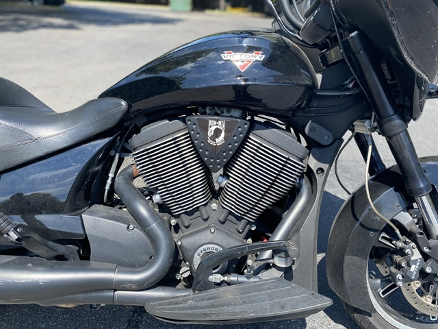 2014 Victory Cross Country 8-Ball at Southside Harley-Davidson