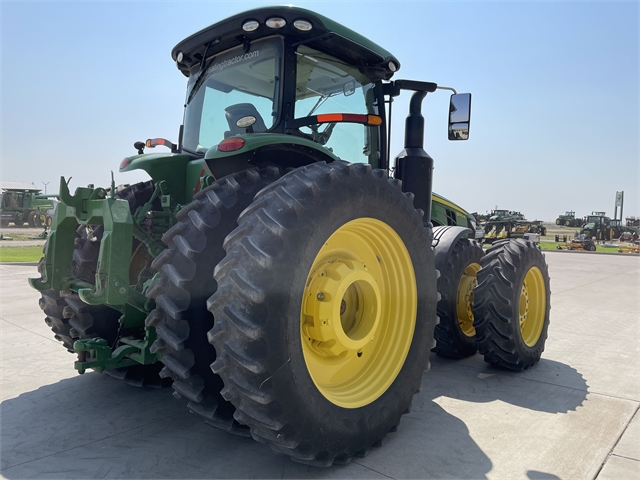 2018 John Deere 8370R at Keating Tractor