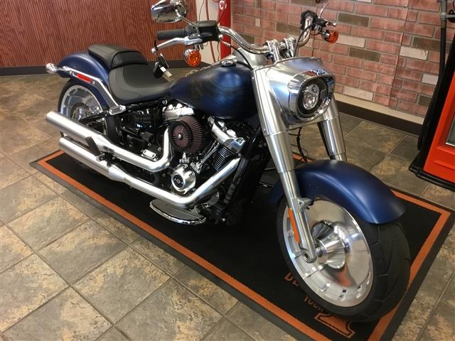 2018 Harley-Davidson Softail Fat Boy® 114 at Bud's Harley-Davidson