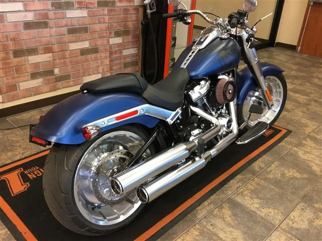 2018 Harley-Davidson Softail Fat Boy® 114 at Bud's Harley-Davidson Redesign