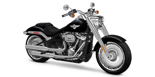 2018 Harley-Davidson Softail Fat Boy® 114 at Bud's Harley-Davidson, Evansville, IN 47715