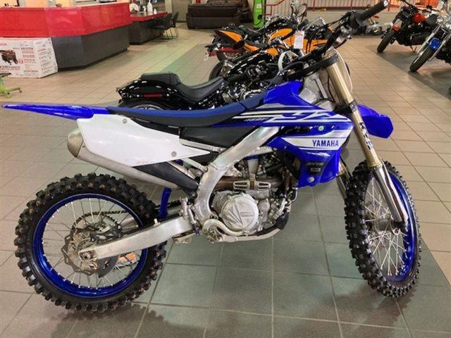 2019 Yamaha YZ450F at Midland Powersports