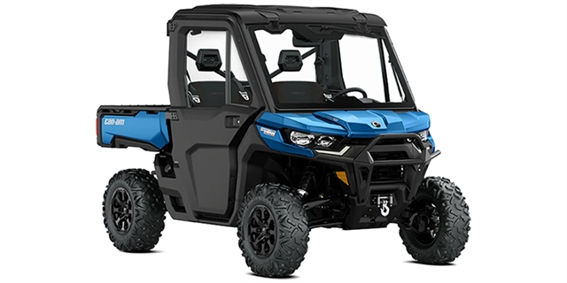 2021 Can-Am Defender MAX Limited HD10 at Iron Hill Powersports