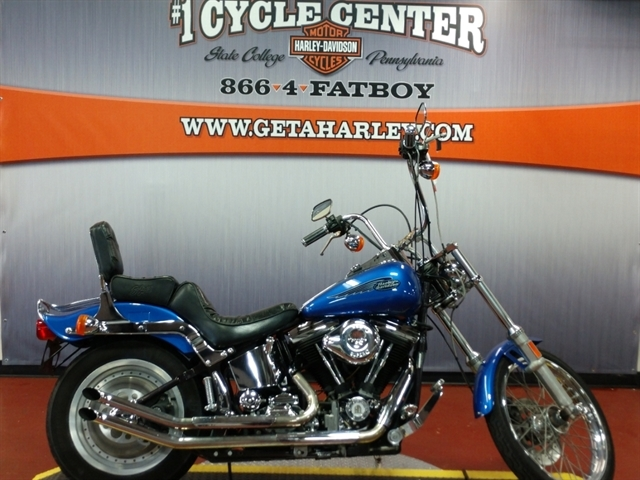 1988 Harley-Davidson FXSTC at #1 Cycle Center Harley-Davidson