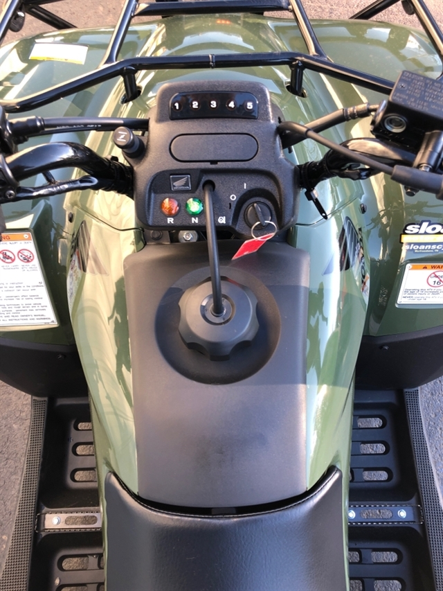 2020 Honda FourTrax Recon ES at Sloans Motorcycle ATV, Murfreesboro, TN, 37129