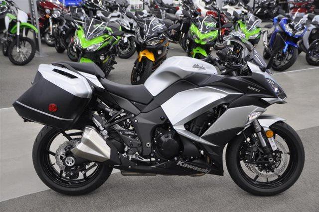 2018 Kawasaki Ninja 1000 ABS at Seminole PowerSports North, Eustis, FL 32726