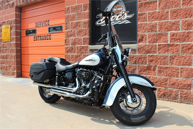 2019 Harley-Davidson Softail Heritage Classic 114 at Doc's Harley-Davidson