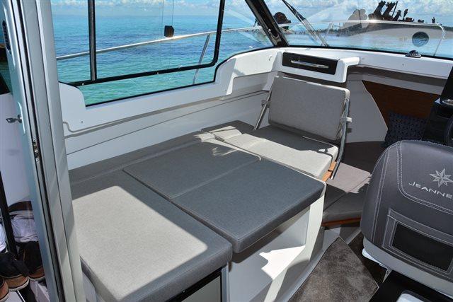 2022 Jeanneau NC695 Series 2 at Baywood Marina