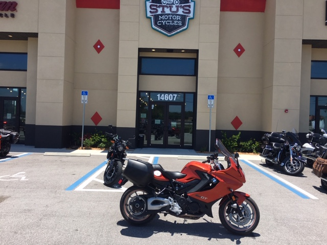 2013 BMW F 800 GT at Stu's Motorcycles, Fort Myers, FL 33912